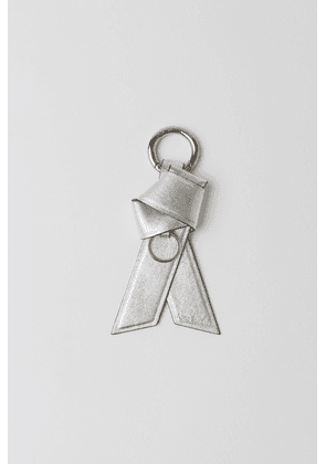 Acne Studios FN-WN-ACCS000045 Silver Leather key ring