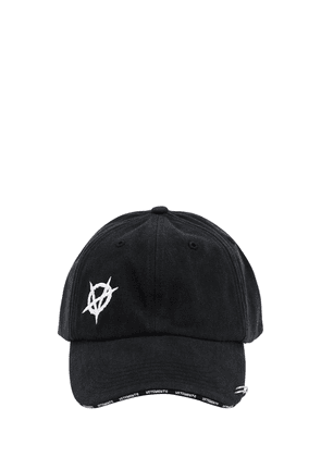 Anarchy Embroidered Cap W/ring