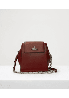 Florence Bucket Bag Red