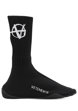 Karate Anarchy Sock Sneakers