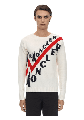 Virgin Wool & Cashmere Tricot Sweater
