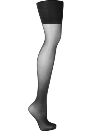 Wolford - Individual 10 Denier Control Tights - Black