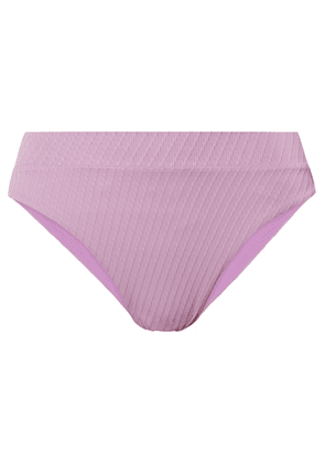 FELLA - Hubert Textured Bikini Briefs - Lilac