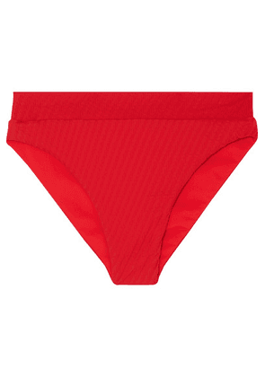 FELLA - Hubert Textured Bikini Briefs - small