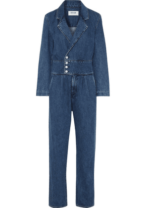 AGOLDE - Luca Denim Jumpsuit - Mid denim