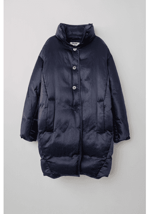 Acne Studios FN-WN-OUTW000155 Navy blue  Cocoon down coat