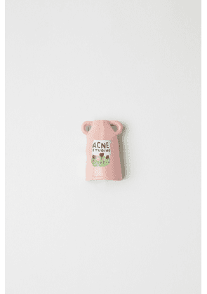 Acne Studios SP-UX-ACCS000005 Pink Ceramic pin