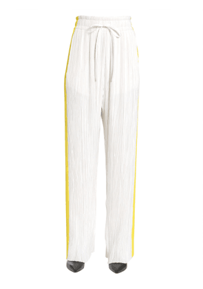 haider ackermann pleated 'canis' trousers
