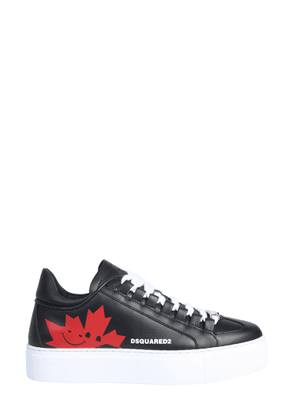 dsquared canadian team sneaker