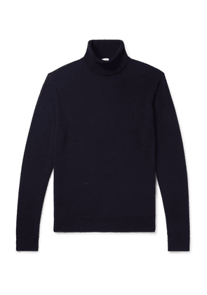 Berluti - Cashmere Rollneck Sweater - Navy