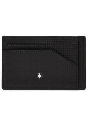 Montblanc - Extreme 2.0 Textured-leather Cardholder - Black