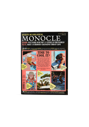 Monocle Magazine: Issue 115, July/August 2018