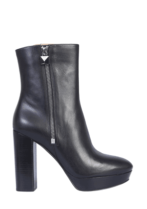 michael by michael kors 'frenchie' boot with plateau