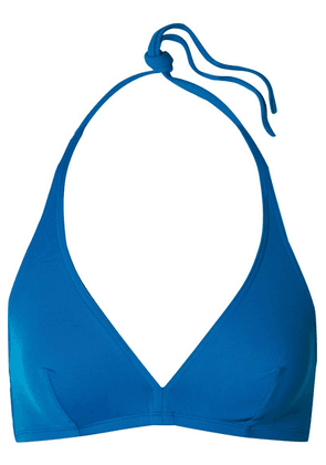 Eres - Les Essentiels Gang Triangle Bikini Top - Light blue