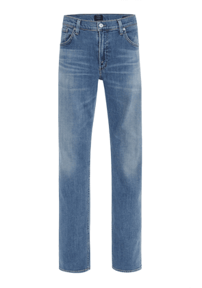 Citizens of Humanity Bowery Mid-Rise Slim-Leg Jeans Size: 33