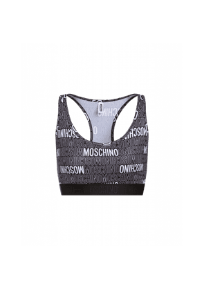 Tank Top With All Over Logo