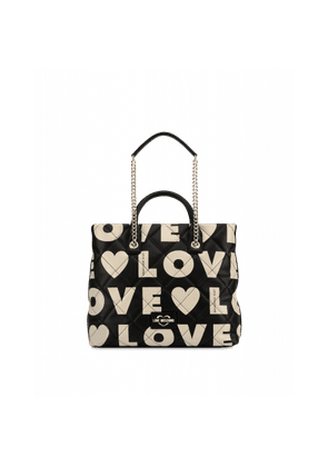 Love Quilted Shopping Bag