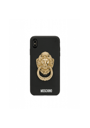 Head Lion Handle Iphone Xs Max Cover