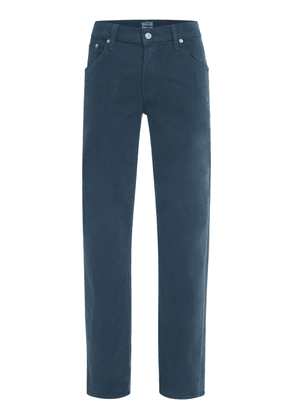 Citizens of Humanity Bowery Brushed Twill Slim-Leg Jeans Size: 30