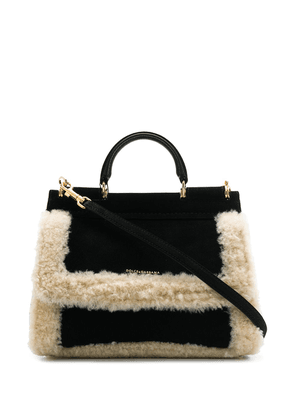 Miss Sicily Small Leather Bag