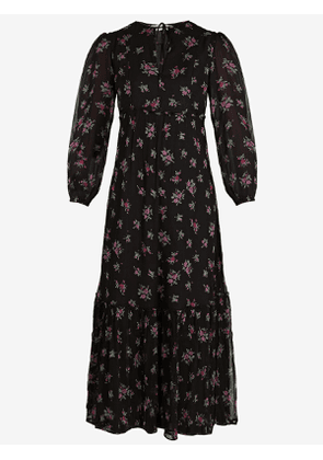 BY IRIS Issy Floral Maxi Dress