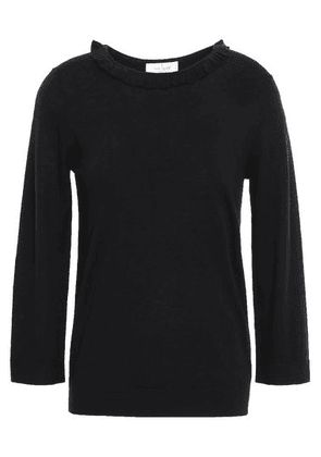 Kate Spade New York Knitted Sweater Woman Black Size S