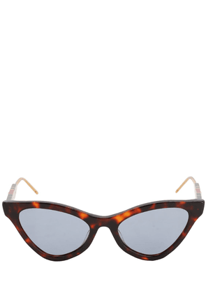 Sophisticated Web Acetate Sunglasses