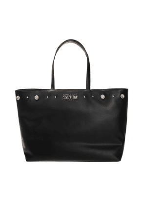 Versace Jeans Couture Shopper bag with logo