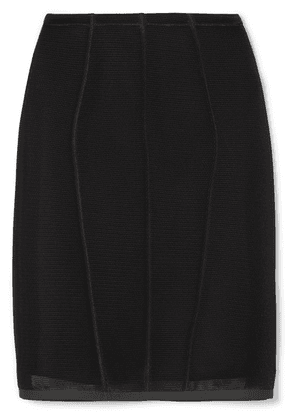 Fendi - Mesh Skirt - Black