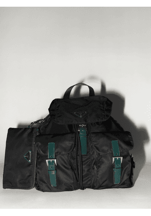 Lvr Exclusive Nylon Canvas Backpack