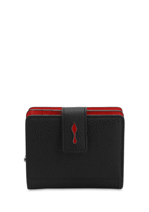 Paloma Mini Leather & Rubber Wallet