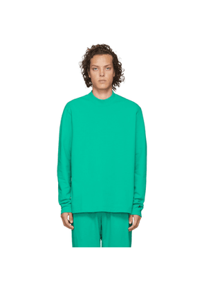 District Vision Green Reigning Champ Edition Retreat Turtleneck