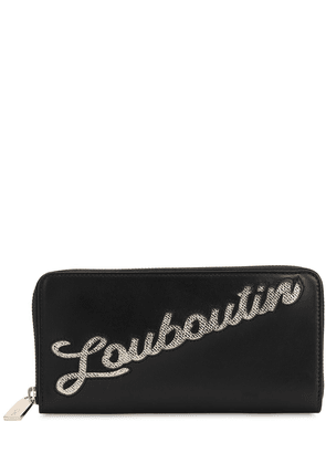 Panettone Logo Leather Wallet
