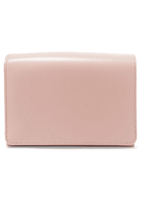 Serapian - Gemma Leather Clutch - Pink