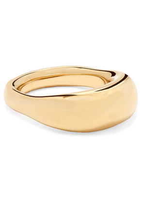 Jennifer Fisher - Tube Gold-plated Ring - 5