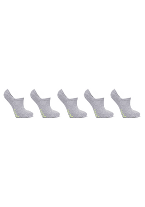 FALKE - Cool Kick Set Of Five Knitted Socks - Gray