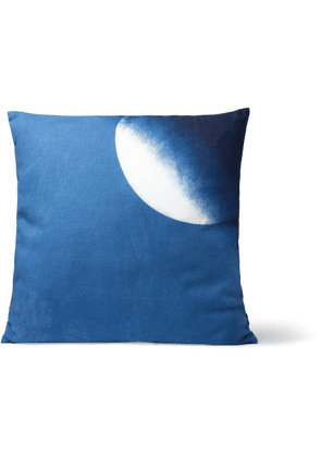 Blue Blue Japan - Indigo-dyed Cotton Cushion - Indigo