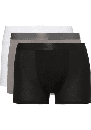 CDLP - Three-pack Stretch-lyocell Boxer Briefs - Multi