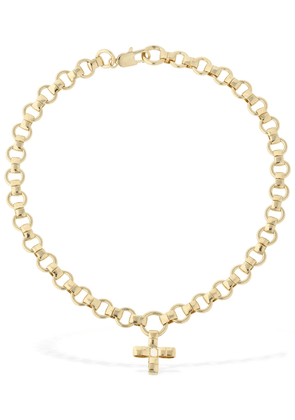 14kt Gold Plated Fiore Necklace