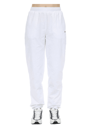 Logo Nylon Track Pants