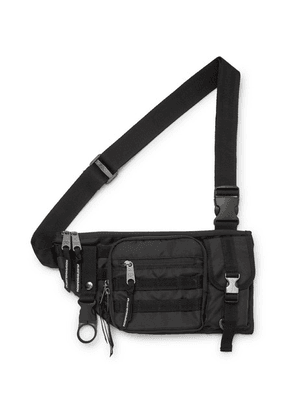 Indispensable - Armour Nylon Belt Bag - Black