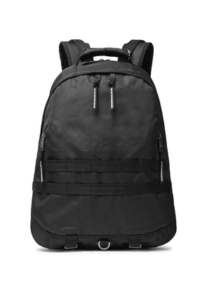 Indispensable - Daypack Nylon Backpack - Black