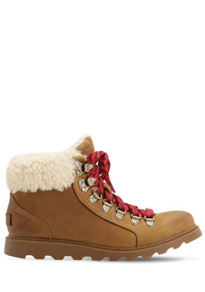Ainsley Suede Conquest Boots