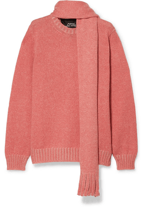 Marc Jacobs - Mohair, Wool, Silk, Cashmere And Alpaca-blend Sweater - Pink