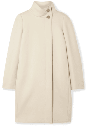 Max Mara - Fire Wool And Cashmere-blend Coat - Cream