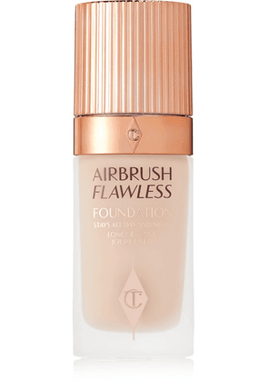 Charlotte Tilbury - Airbrush Flawless Finish Foundation - 3 Warm
