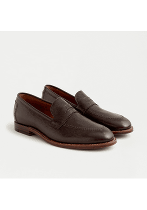 Alden® for J.Crew Madison penny loafers in leather