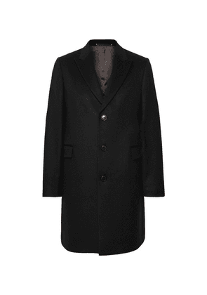 Paul Smith - Wool And Cashmere-blend Coat - Black