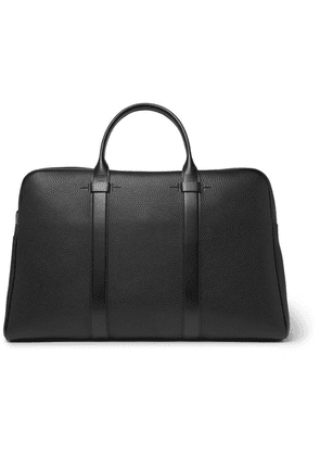 TOM FORD - Full-grain Leather Briefcase - Black