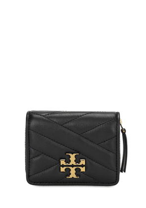 Mini Kira Quilted Leather Wallet
